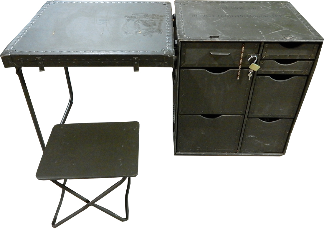 US GI Field Desk - Very Cool Vintage Desk - UNUSED ...